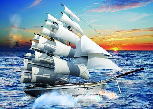 探险《海岛大亨》古船