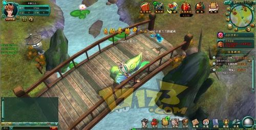 3d仙侠类网页游戏《仙纪》将测 玩法独家揭秘图片