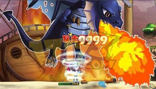 2d横版动作rpg网页游戏《卡布魔境》首度揭秘