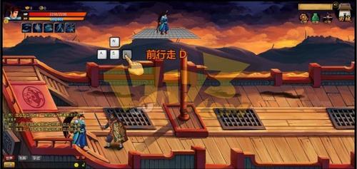 横版动作网页游戏 穿越三国 游戏特色揭秘