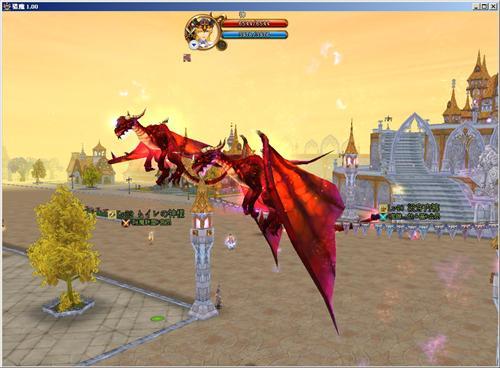 3d网页游戏《猎魔》不删档内测今日正式开启图片