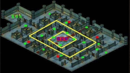 夺宝迷宫分析