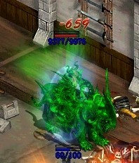 传奇世界2魔法盾那里爆图片