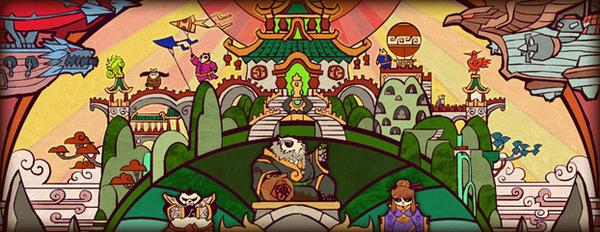 随着《魔兽世界:熊猫人之谜》在中国大陆地区的技术内测的开始,一个个好消息接踵而来。这部充满着浓郁中国风色彩的资料片让玩家兴奋不已,更让一直活跃在魔兽世界社群中的艺术家们跃跃欲试。 在此,我们诚邀各路高手,征集《熊猫人之谜》的美术作品。无论是传统美术,还是软陶剪纸,任何跟《魔兽世界》或《熊猫人之谜》相关的作品,只要用你的笔和心,描绘出东西方文化结合下的潘达利亚和艾泽拉斯,我们都热忱欢迎你的作品。 这次真的与众不同!我们将在入选者中进行初次筛选之后,在入围者中选出十名优秀且幸运的作者,奖励精美的画板,为你提