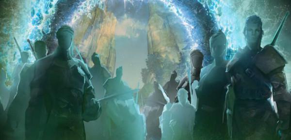 上古世纪诺亚的祖先冥界抵抗军