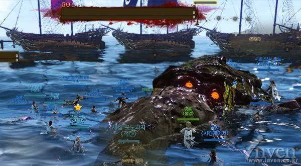 上古世纪击杀大章鱼