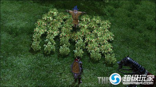 上古世纪生活系列任务 稻草人和南瓜头获取