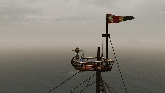 船的顶端叫什么,�t望台?