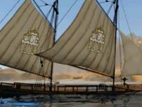 扬帆起航 上古世纪远征队贸易船建造视频