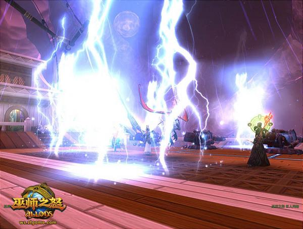 巅峰对决 《巫师之怒》PK强职一览