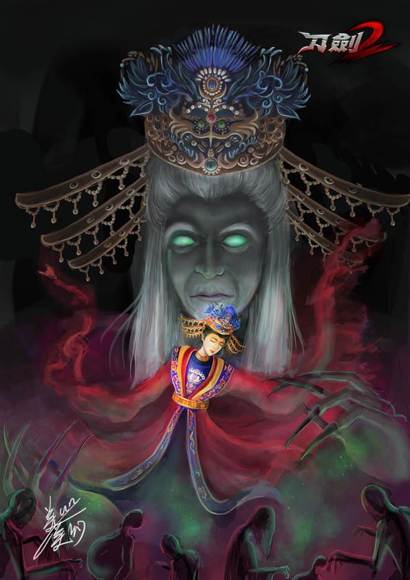 神雕乱lun_游乐缘美lun美幻手绘:藤玉新的身体