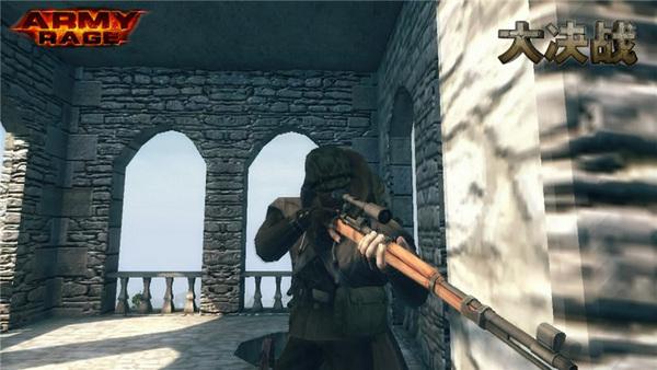 狙击手的致命一击
