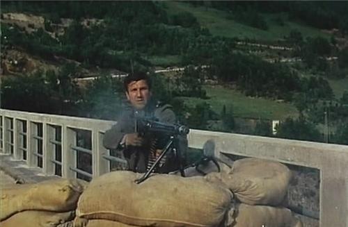 电影《桥》中的MG42