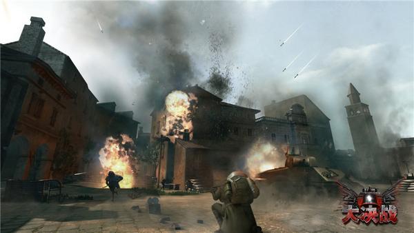 《大决战》打造立体大战争体验