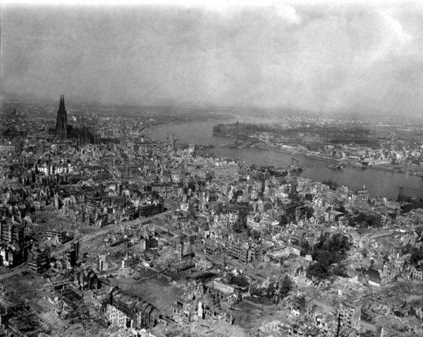 千机大轰炸科隆城