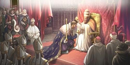 《大航海时代OL》皇帝举亲证古罗马登基