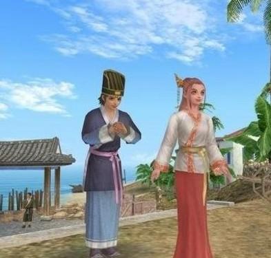 《大航海时代OL》中西文明服饰彰显船长