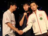 WPC DOTA2联赛第十一轮DK LGD.cn赛后采访