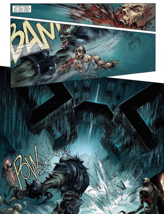 《DmC:鬼泣》电子漫画书《维吉尔编年史》已上架