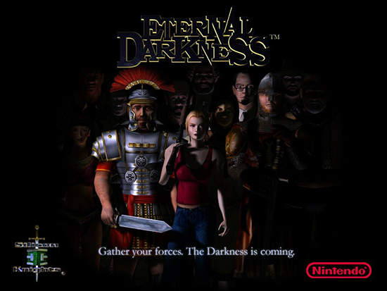 《Shadow of the Eternals》NGC经典恐怖游戏幻觉再现!?