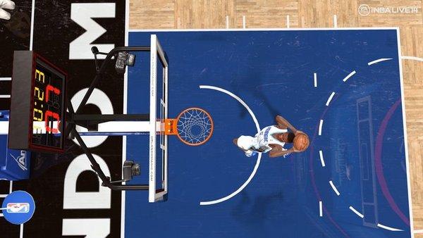 《NBA_Live_14》首次发布新补丁