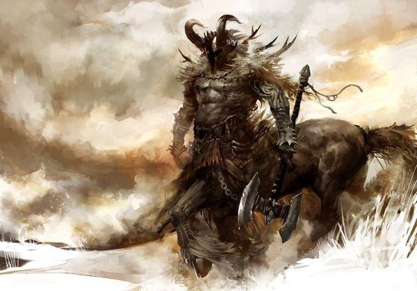 人类的死敌,追溯《激战2》中半人马的历史