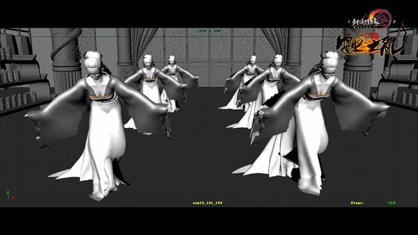 剑网3安史之乱32秒图片
