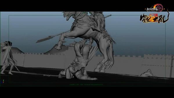 剑网3安史之乱后的剧情图片