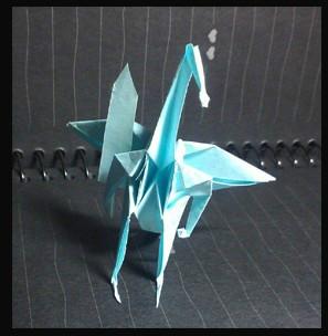 纸鹤入侵基三 手工帝制作九大门派折纸