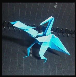 套叠纸鹤的步骤与图片