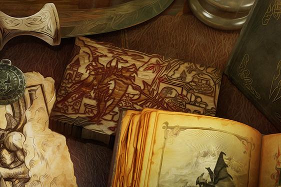艾欧尼亚的木板