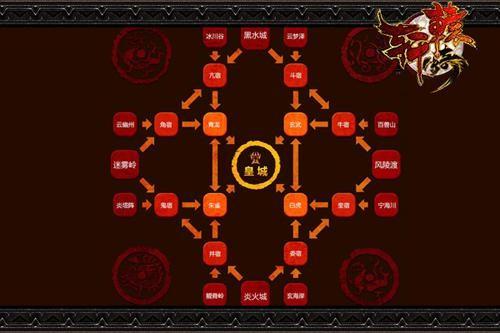 《轩辕传奇》炼狱联赛全面开战