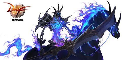 网游之骷髅骑士_黑暗之力 来自幽冥的骷髅骑士