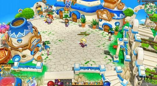 游戏画面__17173新网游频道