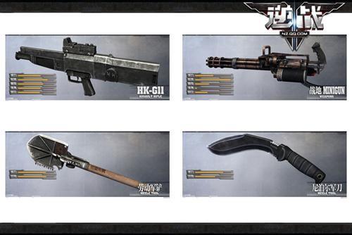 太空战序幕将启  而在新武器方面,则将推出ultimax 100,战地加特林,一图片
