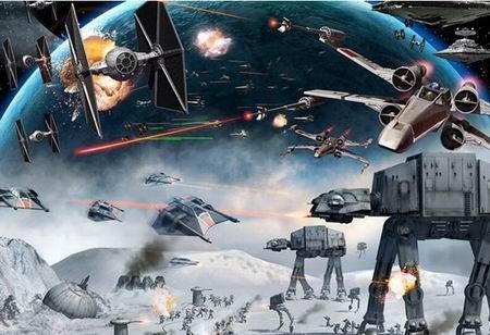 迪斯尼,EA,星球大战最新图片