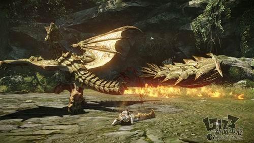 怪物猎人OL,武器最新图片