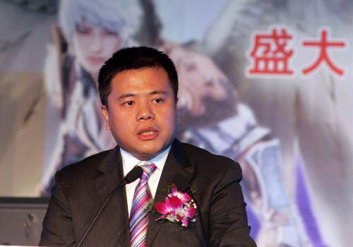 陈天桥, 盛大最新图片