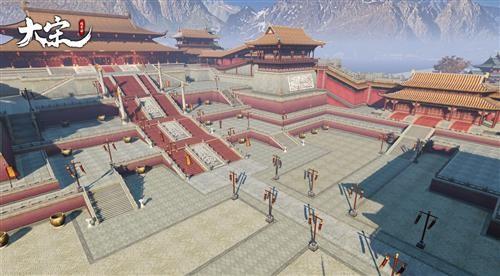 古代中国图片