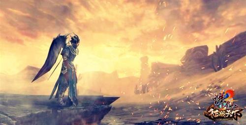 全新大陆等待征服,5月28日来《诛仙2·征战天下》挑战巅峰!