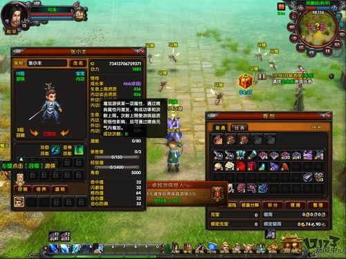 游戏宠物系统__17173新网游频道