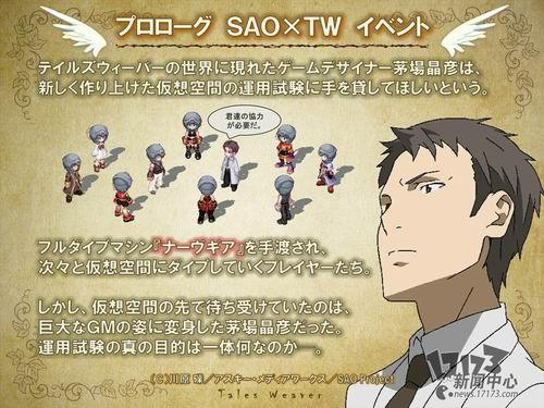 天翼之链,刀剑神域最新图片