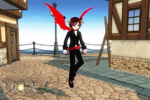 血色恶魔之翼