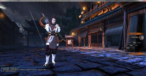 游戏电影 江湖 献映 诠释小人物的江湖