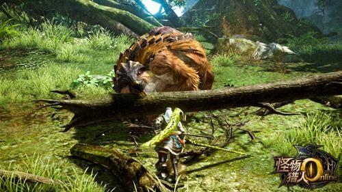 怪物猎人最新图片