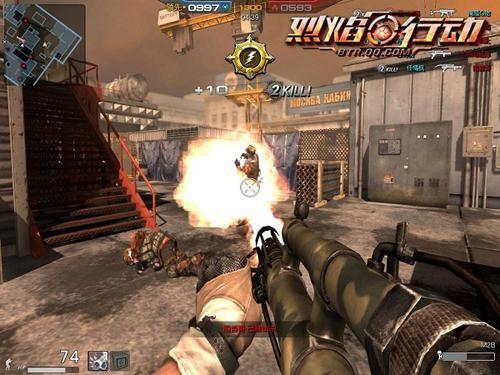 进入游戏仅需连杀4人便可使用该道具,而c4炸弹则需要10连杀后方可使用