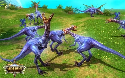 侏罗纪公园3d版电影_恐龙来了!《诸神世纪》今日开放侏罗纪公园_网络游戏新闻_17173 ...