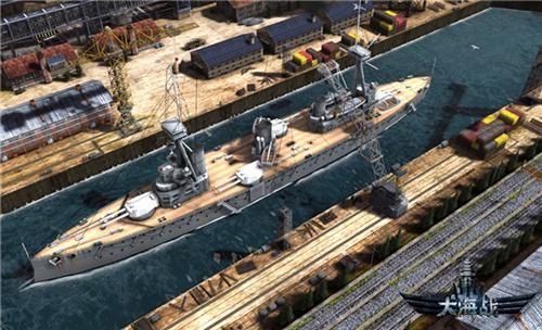 首席海战网游《大海战3》不删档测试进行中,游戏真实还原...