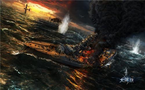 抗日神剧无节操《大海战3》还原惨烈二战