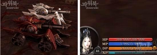 韩《永恒之塔》增要塞战车